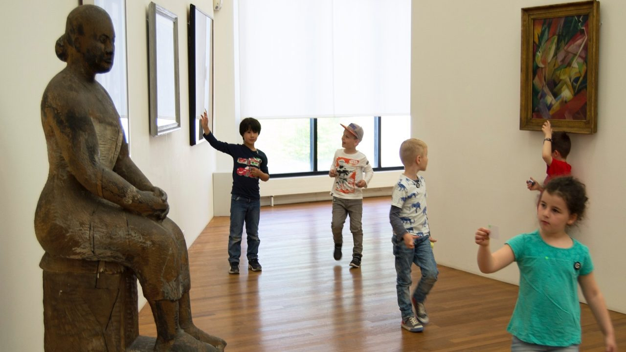 Museum Mania – Exploring new meaning in art through play
